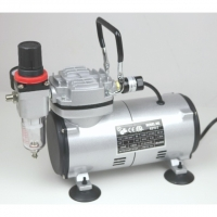 Mini Airbrush Kompressor AS18-2