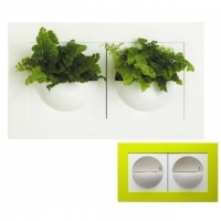 elho green gallery double - Wand-Pfla..