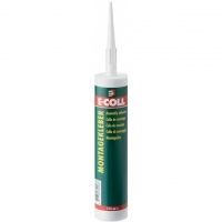 Montagekleber 310 ml/400 g E-COLL