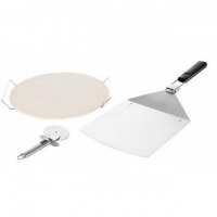 Twin Grill Pizza Set, 4-teilig