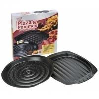 Pizza & Pommes Backofen Set