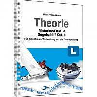 BoatDriver Swiss - THEORIE-Buch Kat. A..