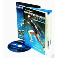 NORDIC WALKING FIBEL + DVD NORDIC WALK..