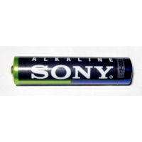 Sony Alkaline AAA - Batterie
