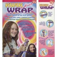Kwik Wrap Haarstyle-Set => 10 Stk. en ..