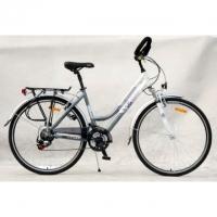 21-Gang TXED Damen-Aluminium-Citybike