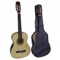 Klassische Akustikgitarre (Natural)