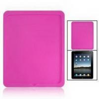 Silikon Tasche für Apple iPad, rosa