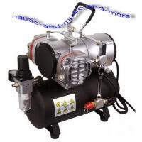 Doppelzylinder Airbrush Kompressor AS-..