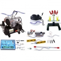 AIRBRUSH - SET AS-28A / BD-280K + ZUBE..