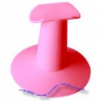 Fingerstütze / Fingerablage, rosa, für..