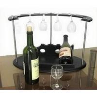 Halter für Gläser und Weinflaschen