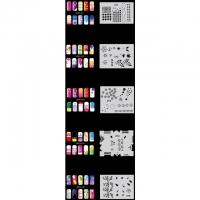 Nail Art Schablonen-Set 11.3
