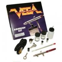 Airbrush Pistolen-Set VEGA 2000