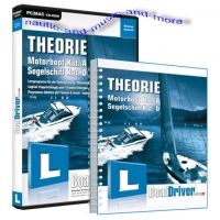 BoatDriver Swiss - THEORIE Cat. A / D ..