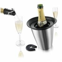 VacuVin Champagner Geschenkset