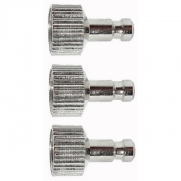 """3 Stecknippel NW 2,7mm mit 1/8"""" Inneng.."""