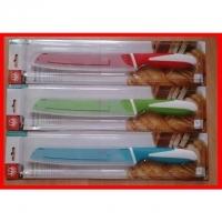 Messer aus Edelstahl mit Schutz
