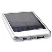 USB Solar Ladegerät mit Akku 5000mAh u..