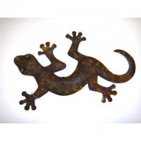 """Wand-Deko """"Gecko"""""""