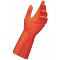 Handschuh Duo-Nit 180, Gr. 10, rot