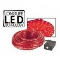 LED Lichterkette, rot, 10 m