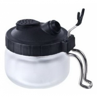 Airbrush Clean Pot HS-777A