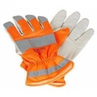 Bauhandschuhe Brake Gr. 9 orange