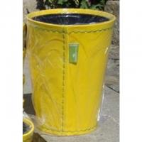 Suki Topf Pflanztopf 20,5/28 cm gelb