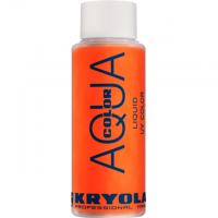 KRYOLAN AQUA COLOR LIQUID 250 ml, UV-ROT
