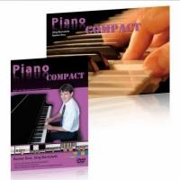 Piano COMPACT - Buch und DVD