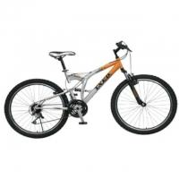 21-Gang Mountainbike TXED Tiger