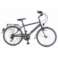 21-Gang TOTEM Jugend City-Cross-Bike Vigor, fertig montiert