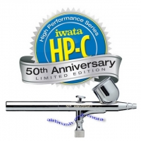 50th Anniversary IWATA HP-C Limited Edition Nr. 0140