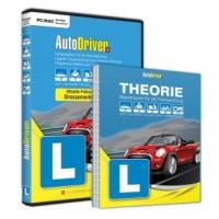 AutoDriver - Kat. B, A, A1, M, F, G inkl. App + Theoriebuch