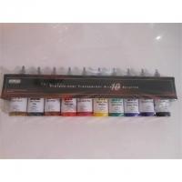 Golden Airbrush Farben-Set, 10 x 30 ml